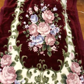 西川の毛布