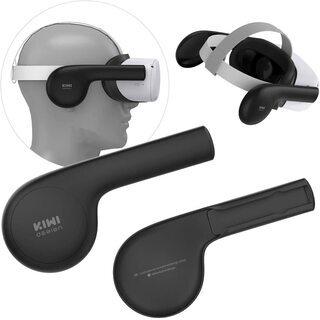 【オマケ付】【VRゴーグル】OculusQuestイヤーマフ!(...