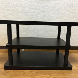 シンプルデザインのテレビ台