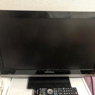sharp 液晶カラーテレビ22インチ