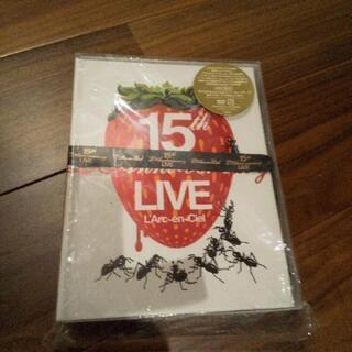 ラルク初回仕様限定盤DVD2枚組