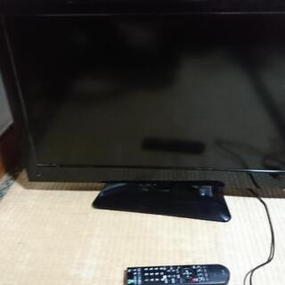 2013年製32型液晶テレビジャンク品