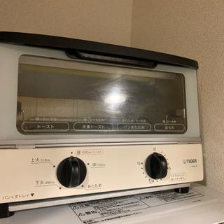 【先着順】タイガー オーブントースター KAK-A100