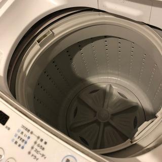 洗濯機あげます。引越しのためいらなくなりました。