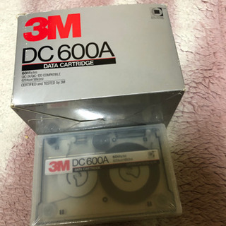 3M DC600A DATA CARTRIDGE 未開封 …