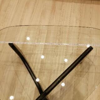 イサムノグチのガラステーブル - 家具
