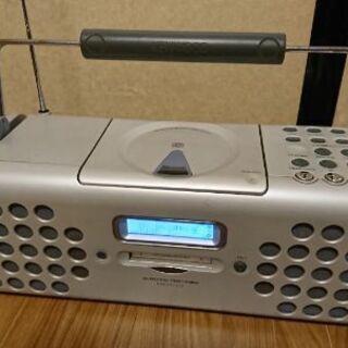KENWOOD CD/MDラジオ