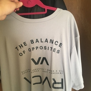 RVCA 2021年夏モデル TシャツXL ②