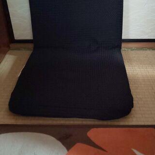 座椅子(小型)の画像