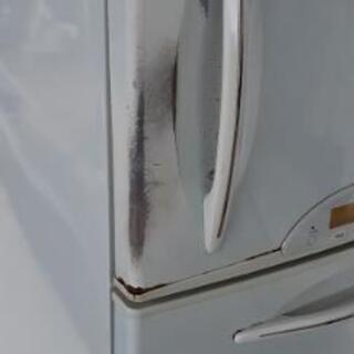 冷蔵庫 415リットル 5ドア [取引完了] - 中頭郡