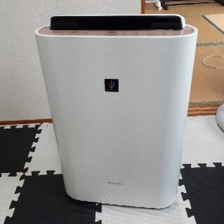 加湿器空気清浄機の画像