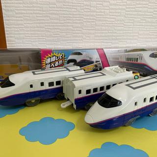 プラレール TOMY プラレール E2系新幹線