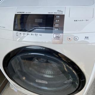HITACHI BD-V3700L 日立 ビッグドラム 洗…
