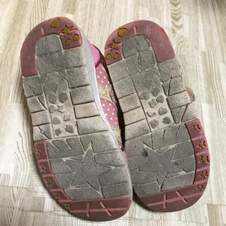 女の子 女児 靴 19センチ - 子供用品