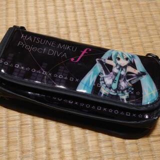 初音ミク PSP入れ 小物入れ ProjectDIVA