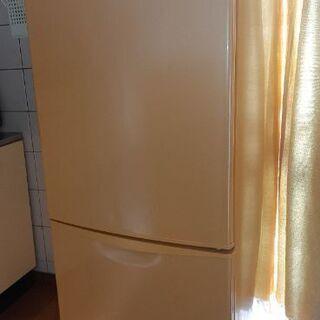 162L 可愛いオレンジ Nationalパーソナル冷蔵庫 NRB-162J - 京都市