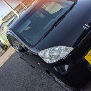 【ネット決済】軽自動車660ccホンダライフJB5 黒