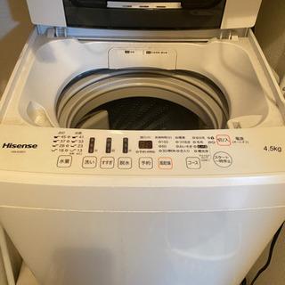 Hisense洗濯機