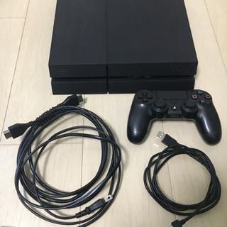 PlayStation4 プレステ4 本体