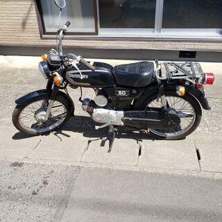 スズキ K50 バイク
