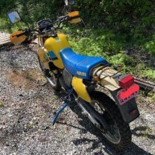 スズキRA125 バイク
