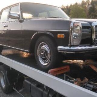 陸送 各地 各種 旧車 農業機械 改造車 不動車 フォークリフト