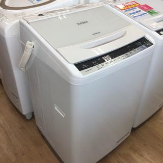 HITACHI(日立)の洗濯機2017年製(BWーV80A…
