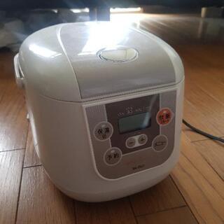 (直接引取) 16年製 電気炊飯器
