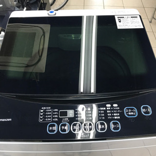 maxzen JW06MD01WB 2018年製 6kg 洗濯機