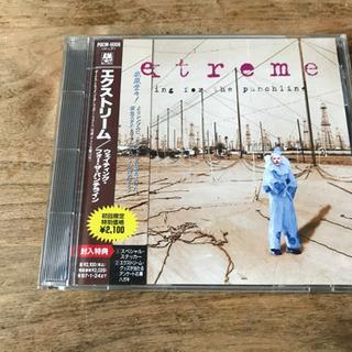 【CD】EXTREME / ウェイティング・フォー・ザ・パンチライン