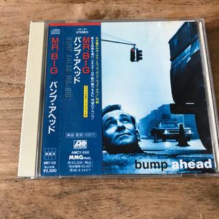 【CD】MR.BIG / バンプ・アヘッド