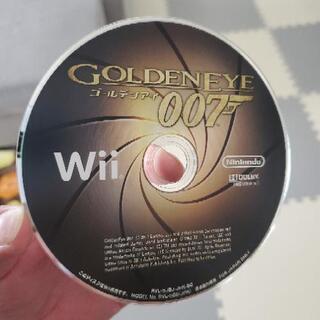 wii ゴールデンアイ 007 ディスクのみ