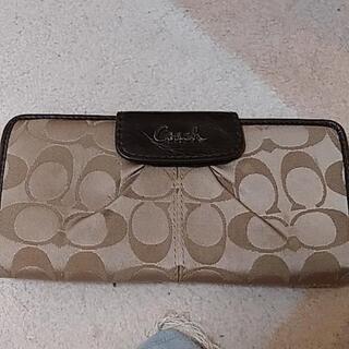 【ネット決済】COACH財布