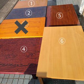 【☆緊急値下げ☆】【ALL¥500】座卓 テーブル 食卓 木製 ...