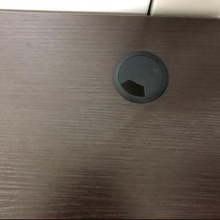 長机 パソコンデスク ニトリ(4/30まで) - 家具