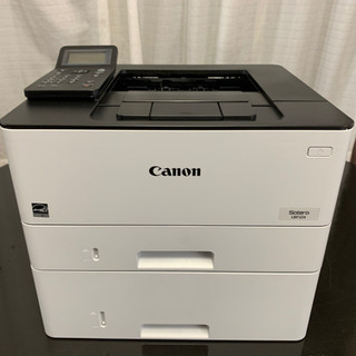 Canon◇キヤノン レーザービームプリンター◇Satera LBP224◇ 増設用ユニット、A4コピー用紙500枚付の画像