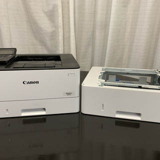 Canon◇キヤノン レーザービームプリンター◇Satera LBP224◇ 増設用ユニット、A4コピー用紙500枚付 - パソコン