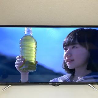 TCL 43V型 液晶テレビ2018年製 43D2900F