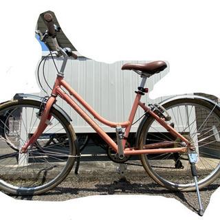 [5月末までに処分します]  ルイガノ レディース クロスバイク...