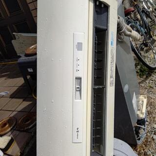 🔵[お取引完了]MITSUBISHI 2010年 ルームエアコン  霧ヶ峰 MSZ-GR250-W - 売ります・あげます