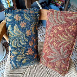 川島織物セルコン クッション2個セット