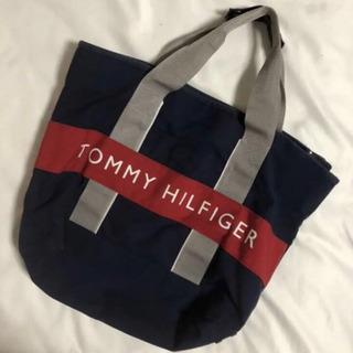 TOMMY HILFGER 大きめトートバッグ