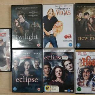 DVD 7枚 英語版