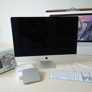 iMac 27インチ(プロ仕様)