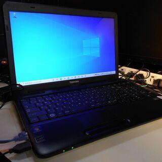 ノートパソコン 東芝 Dynabook Windows10 64...