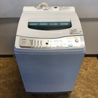 【三菱電気】 三菱 全自動 電気 洗濯機 容量7kg MAW-N...