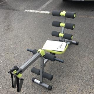 ワンダーコア2 説明書付き 腹筋マシン トレーニング器具