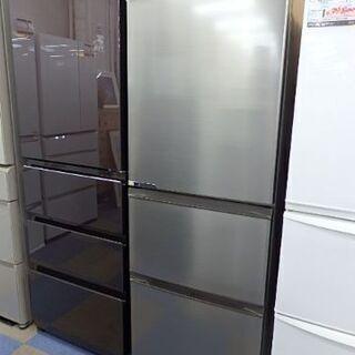 【配送設置無料エリア拡大】☆未使用品☆ ハイセンス 冷凍冷蔵庫 360L HR-D3601S セレクトチルド機能付き 2020年の画像