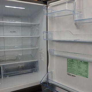 【配送設置無料エリア拡大】☆未使用品☆ ハイセンス 冷凍冷蔵庫 360L HR-D3601S セレクトチルド機能付き 2020年 - 世田谷区