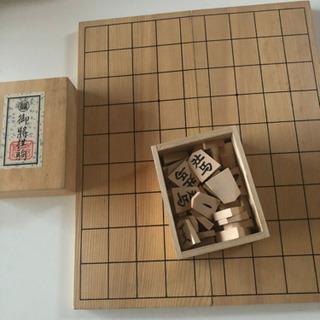 木製折りたたみ将棋版セット